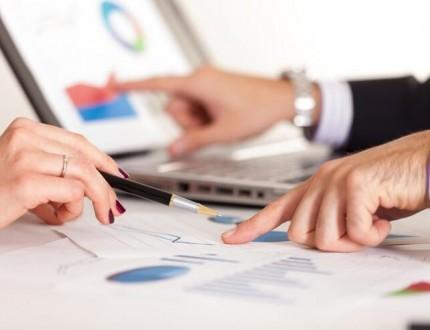 תהליך של אבחון עסקי