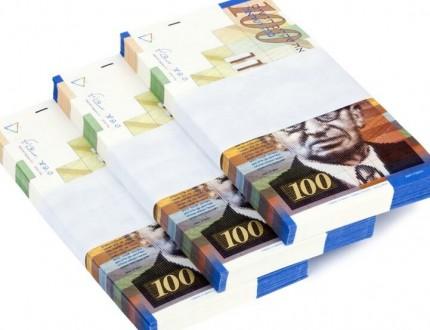 כסף שהתקבל מגיוס אשראי מקרנות לעסקים