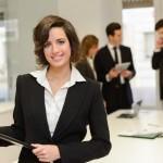 אשת עסקים שקיבלה הלוואה