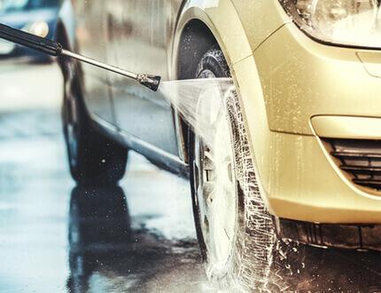 עסק לשטיפת מכוניות